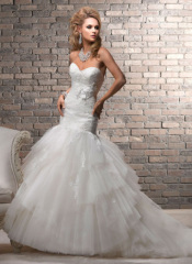 Perfect Elegant Designer Wedding Dresses Newest