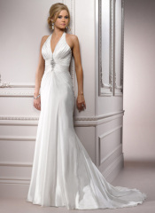 beautiful wedding gown 2013