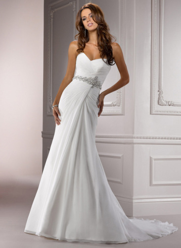 2013 bridal dresses discount cheap white