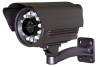 750TVL SONY EFFIO-P IR bullet camera with 100m IR distance,CS Lens 16mm
