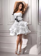 Vestidos de casamento de promoção de vendas