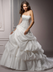 brand wedding gowns