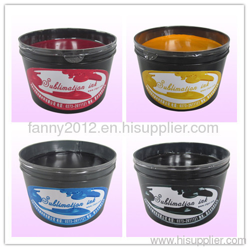 Fabric Dye Sublimation Offset Ink