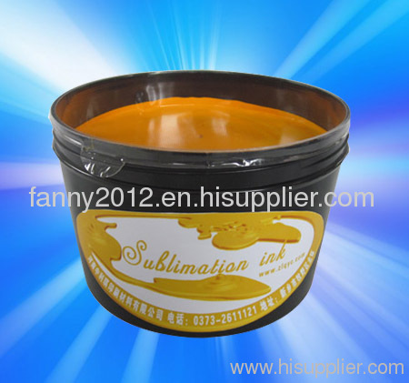 Polyester Sublimation Ink
