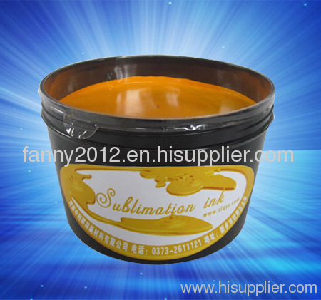 Polyester Thermal Transfer Ink