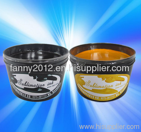 Sublimation Ink for Triacetate