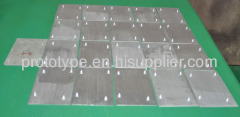 Sheet Metal parts Small batch processing