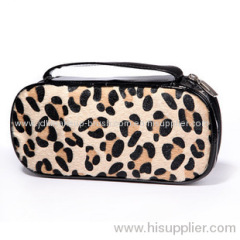 Leopard Printing Cosmetic Bag
