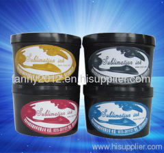 Thermal Transfer Ink for Litho Printing