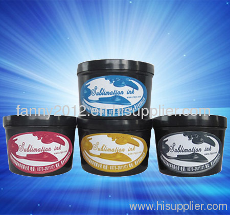 Dye Sublimation Offset Ink