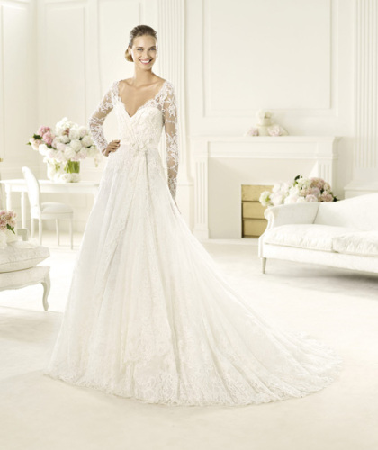 Wedding gowns newest design