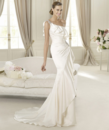 Wedding gown 2013