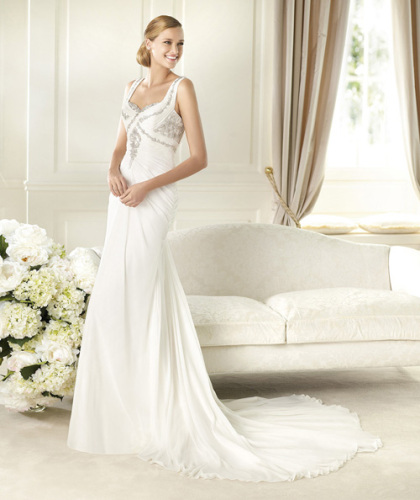 Wedding dresses newest design
