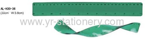 30cm PVC Flexible ruler