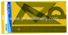 Student Plastic Ruler set