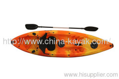 conger; made from LLDPE; cool kayak; new model