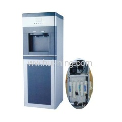 Direct docking tap water water purifier