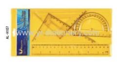 20cm Plastic Ruler Set
