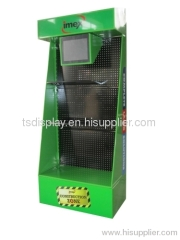 LCD video display stand