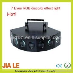 Led Effect Lights 7eyes disco light dj effect light