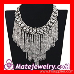 Fashion Chain Tassel Necklace