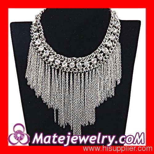 Fashion Chain Tassel Necklace