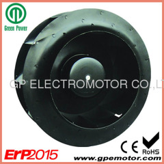 48VDC Centrifugal Fan saving energy and operate cost R1G280