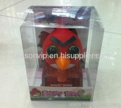 big eyes angry bird car air freshener