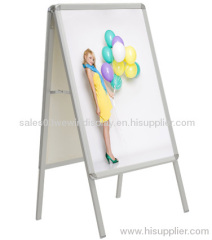 Aluminum Poster Stand/outdoor poster stand