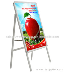 Aluminium Poster Stand -single face type