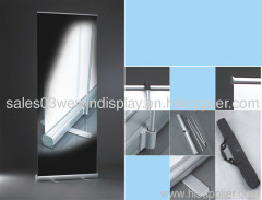 Luxury roll up banner stand size 85*200cm for indoor display
