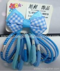 Elastic Hair Ponytail Band For Girls