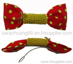 Hair Clip with Iron Chain