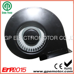Small Integrated EC Fan with Centrifugal impeller Blower
