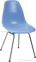 classic chromed base Eames DSR dining Chair home furitures