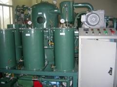 Hydraulic Oil Purifier Oil Dehydration Oil Purifying Unit