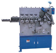 3.5-10mm SPRING COILING MACHINES
