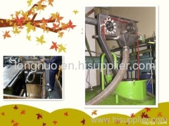 Oil skimmer machinery