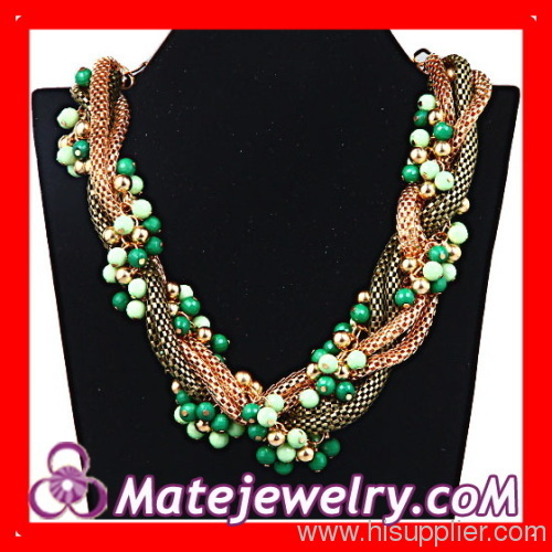 Wholesale Chunky Rope Necklace