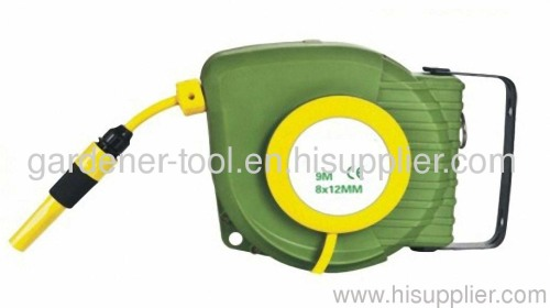 wall mounted Automatic Retract Garden Hose Reel