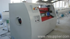 PVC cable ducts making machine