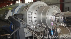 ABS pipe extrusion line