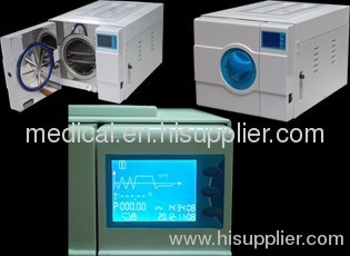 LCD 8L Autoclave Sterilizer
