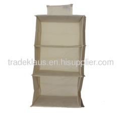 Queen-size 3/4/5/6 layered cloth-stored hanging laundry bag