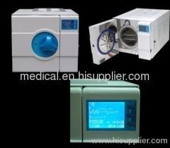 Класс B 8L Настольный паровой автоклав стерилизатор