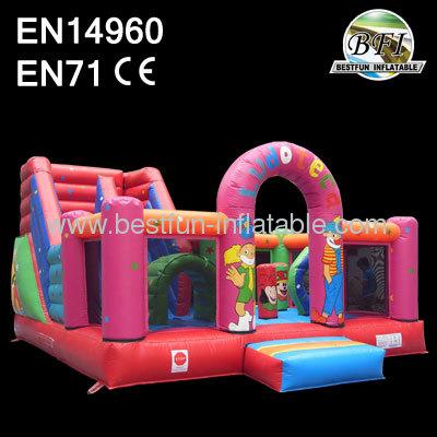 Inflatable Slide Ludoteca Playground