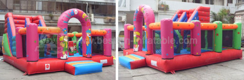 Inflatable Slide Ludoteca