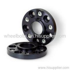 5 Holes 20mm Thickness Black Wheel Adapter