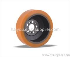 drive wheel polyurethane wheel