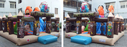Indian Slide Inflatable